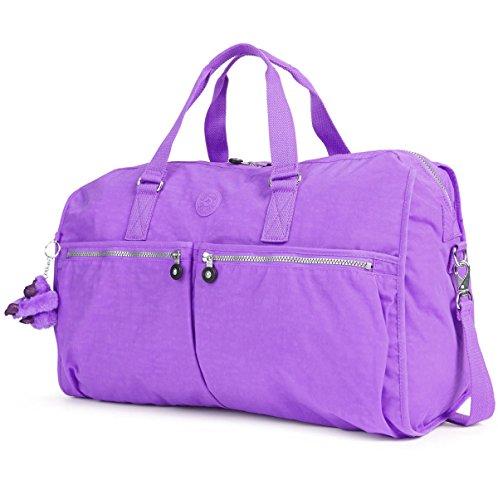 Kipling Itska N Travel Bag Vivid Purple