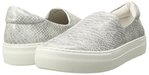 Pictures of JSlides Women's Ariana Fashion Sneaker Taupe, Taupe 4