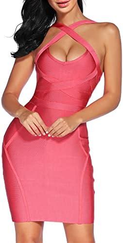 Coral club dress _image3