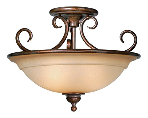 Omni Flush Light Mount - Vhomes Light Omni 16-1/2