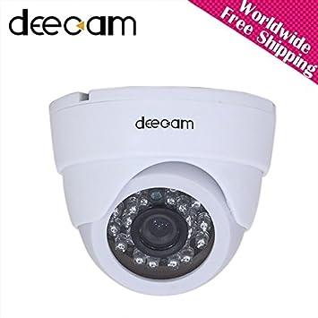 ARBUYSHOP Deecam Inicio de seguridad IP P2P cámara Wi-Fi Mini tarjeta del sistema 720