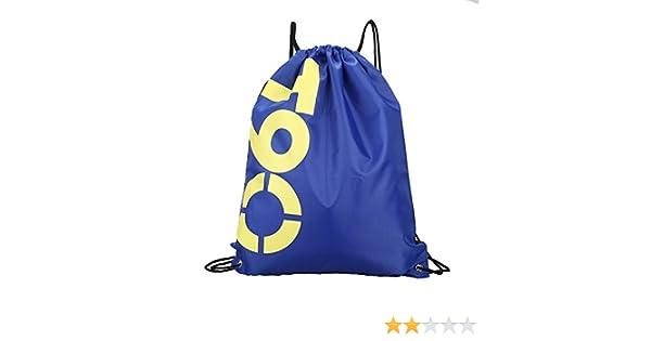 Bolsa de gimnasio con cordón, bolsa de playa de vacaciones, para gimnasio, al aire libre, mochila de baile, natación, compras, bolsa de deporte para hombres ...