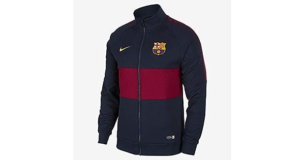 Amazon.com: Nike Barcelona I96 2019-2020 - Chaqueta para ...