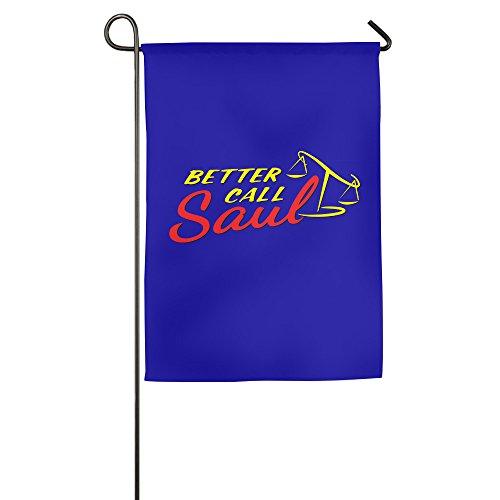 Better Call Saul Logo Garden Flag