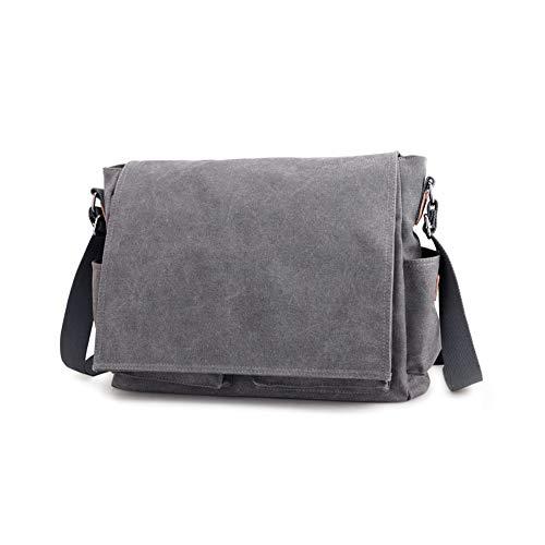 "Mens Laptop Messenger Bags 15.6"" Water Resistant Shoulder Bag Tocode PU..."