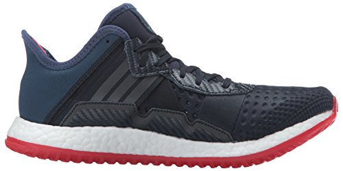 Adidas Men's Pure Boost ZG Trainer Training Shoe Night Navy/White/Vivid Red really cheap price original sale online perfect sale online order sale online BrmxFIJ