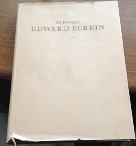 The Etchings of Edward Borein: A Catalogue of His Work