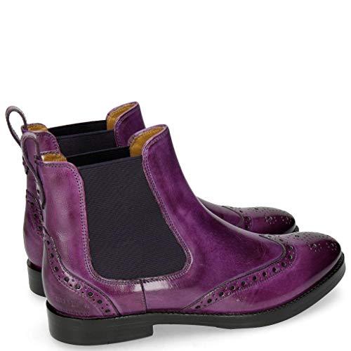 Viola amp; Amelie Hamilton Purple Elastic Melvin 5 4nZ6x