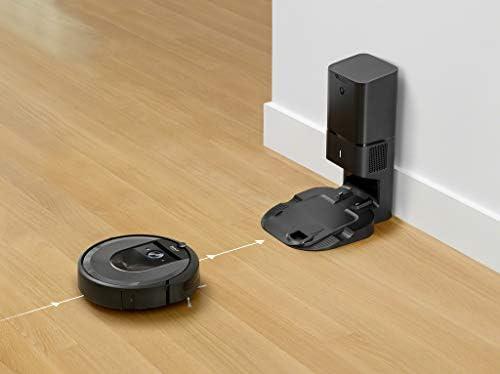 iRobot Roomba i7+ Robot Aspirador Roomba i7+ con con Estación de Limpieza Automática, Color, Pack of/Paquete de 1 11