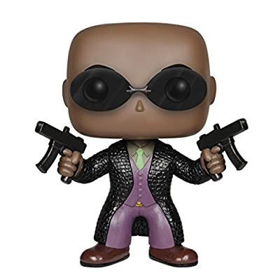 Funko POP Movies: The Matrix - Morpheus Action Figure: Funko Pop! Movies:: Toys & Games