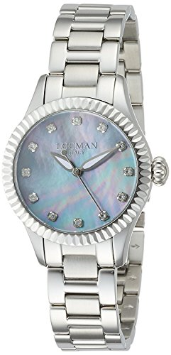 LOCMAN watch ISOLA D'ELBA Lady 0465A15D-00MAIDB0 Ladies