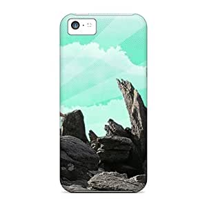 Tpu Fashionable Design Text Misty Pokemon Dragonite Rugged Case Cover For Iphone 5c New