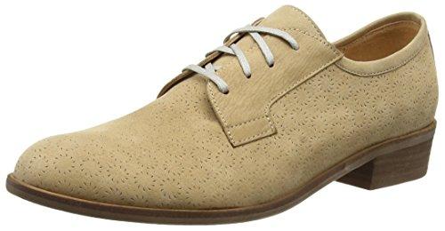 Giudecca Jycxs1442-1 - Zapatos de cordones brogue Mujer Marrón