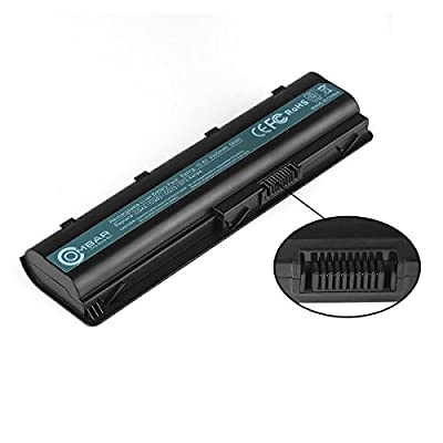 Toshiba PA3534U-1BRSR Battery, Ombar Laptop Battery for Toshiba L505 PA3535U-1BRS PA3727U-1BRS PA3533U-1BRS, Toshaiba Satellite L500 L450D L300 A200 A205 A210 A215 A300 with Samsung Grade A 6 Cells by Ombar