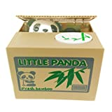 Mischief Saving Box Stealing Coin Piggy Bank, Panda