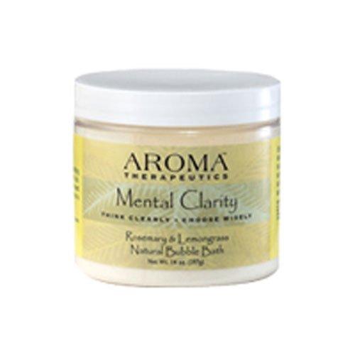 Aroma Therapeutic Bubble Bath, Mental Clarity 14 Oz by Abra Therapeutics (Pack of - Aroma Bath Abra Therapeutics Bubble