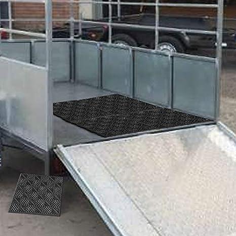 Piscinas trasteros 30x30cm Antihumedades Pack de 24 losetas Suelos de terraza - Verde