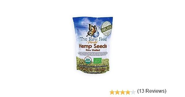 Semillas de cañamo organicas Certificadas, 454 gramos: Amazon.es: Industria, empresas y ciencia