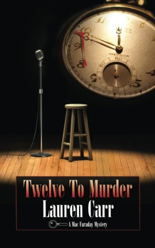 book cover of Twelve to Murder