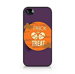 Halloween ideas iPhone case - Trick or Treat - Hard Plastic case for iPhone 5C