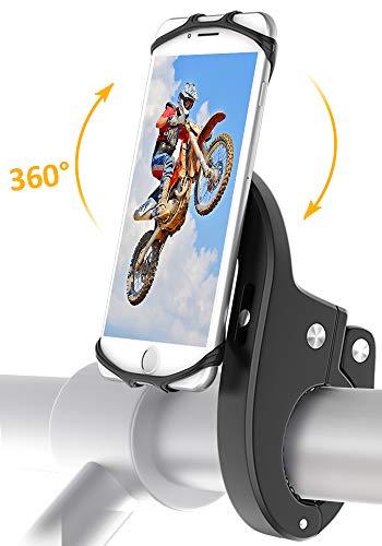 Bike Mount, Bovon Universal Bicycle Phone Holder, Adjustable