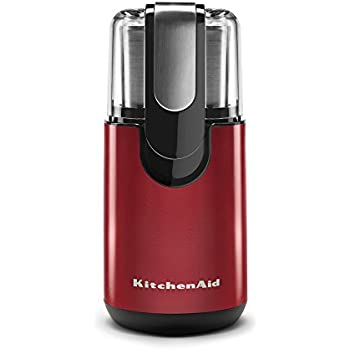 Amazon Com Kitchenaid Bcg111er Blade Coffee Grinder
