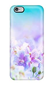 Shock-dirt Proof Flower S Case Cover For Iphone 6 Plus