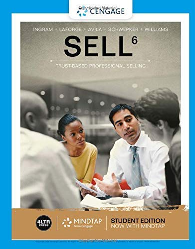 SELL - Cengage Sell