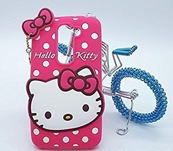 premium selection 22213 a1576 Jotech Cute Hello Kitty Back Cover for Lenovo K8 Note (Pink)