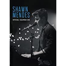 Shawn Mendes Official 2018 Calendar - A3 Poster Format