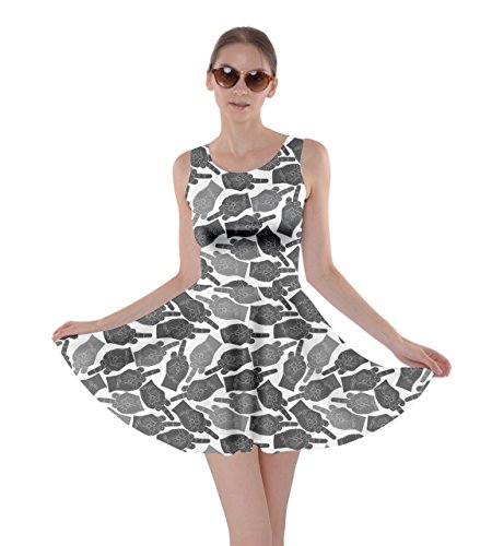Finger Emoji CowCow Dress Hands Shadow Art Pop Emotions Smile Lips Finger Middle Womens 5XL Face Skater XS 11qXAZ