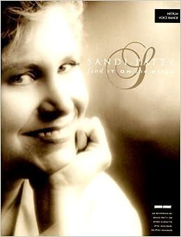 Book Sandi Patty Find It on the Wings by Sandi Patty (1994-05-03)