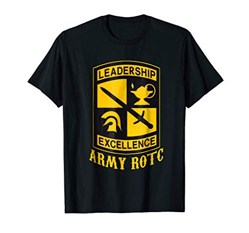 US Army ROTC T-Shirt (Best Army Rotc Schools)