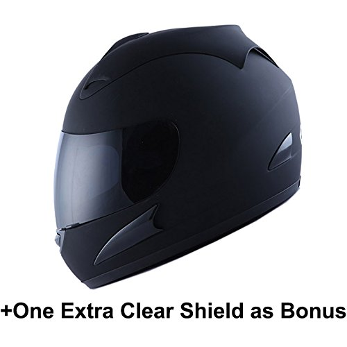 Full Face Street Bike Helmets - 8