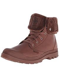Palladium Men's Baggy Leather Gussett S Winter Boot