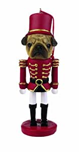 E&S Pets 35358-31 Soldier Dogs Ornament