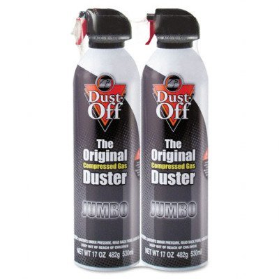 FALDPSJMB2 - Dust-off Disposable Compressed Gas Duster by Dust-Off