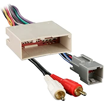 41kl2jqg86L._SL500_AC_SS350_ amazon com metra 70 1771 radio wiring harness for ford lincoln  at creativeand.co
