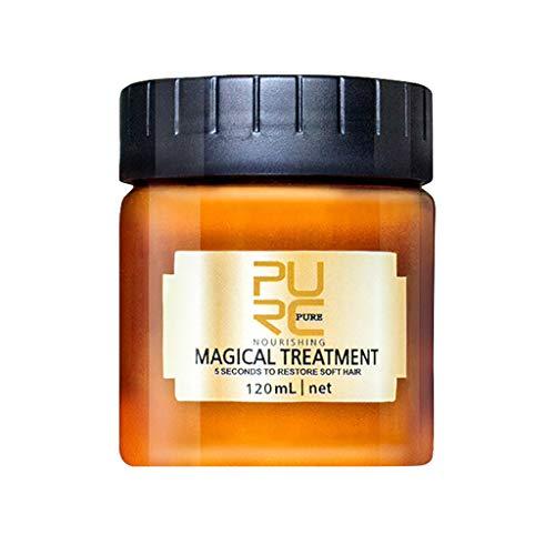 Indexshop Advanced Molecular Hair Roots Treatment Professtional Hair Conditioner,Hair Detoxifying Hair Mask, Deep Conditioner Molecular, Recover Elasticity Hair for Dry or Damaged Hair 60ml (C 120ML)