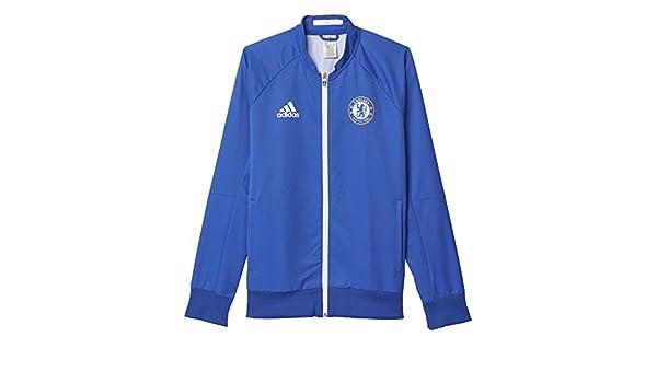 adidas Chelsea Football Club CFC Mens Soccer Anthem Track