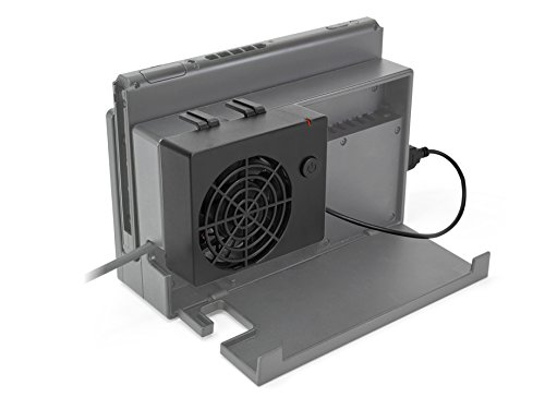 Skywin Nintendo Switch Cooling Fan - USB cooler for Nintendo Switch Dock
