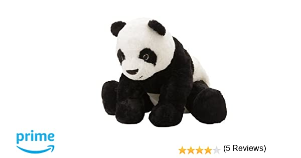 1 X Ikea Kramig Panda Teddy Bear Stuffed Animal Childrens Soft Toy Play by IKEA, Model: , Toys & Play by Kids & Play: Amazon.es: Juguetes y juegos