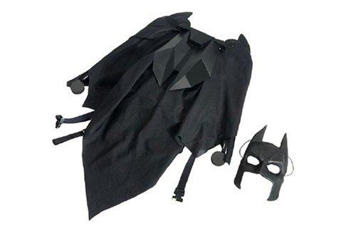 Scout Costume Accessories Boy (The Dark Knight Wayne Tech Mega Cape)