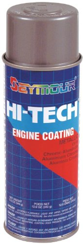 Seymour EN-41 Hi-Tech Engine Spray Paint, Chrome ()