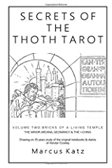 Secrets of the Thoth Tarot VOL II: Bricks of a Living Temple Paperback