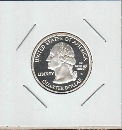 (2008 S Washington State Quater, New Mexico Quarter Superb Gem Proof DCAM US Mint)