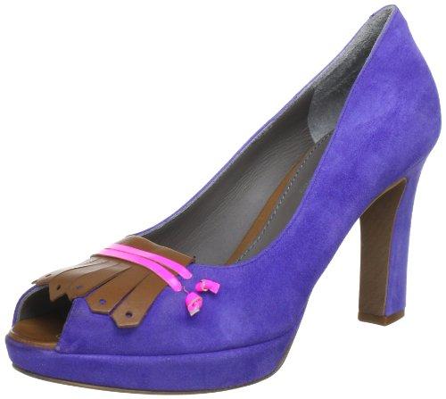 Maripe 930377 Damen Pumps Blau (blau 5)