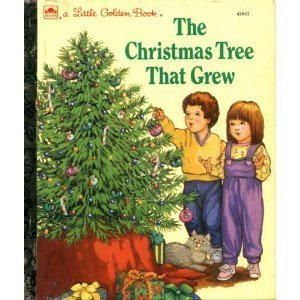The Christmas Tree That Grew (Little Golden Book) by Phyllis Krasilovsky (1997-08-28) (That Christmas Grew Tree)