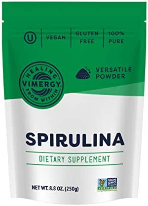 Vimergy USA Grown Spirulina