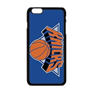Happy New York Knicks Fashion Comstom Plastic case cover For Iphone 6 Plus